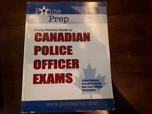 Police prep book