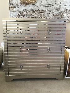STUNNING PIECE - USE AS DRESSER/LINENS STORAGE (NEGOTIABLE)
