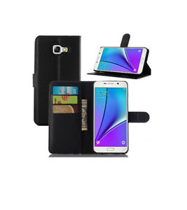 Samsung S8 S8+ A LG G6 Leather Wallet Phone Case Pouch