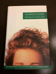 """""""Shampoo Planet"""" by Douglas Coupland - like new - 1st"""