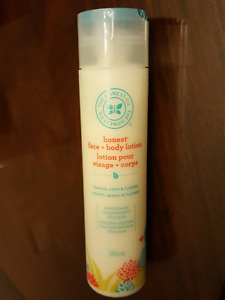 The Honest Co. Honest Face + Body Lotion
