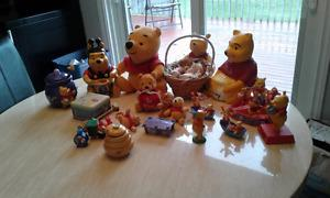 WINNIE THE POOH COLLECTON