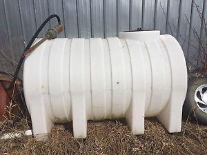 Wanted: 575 gallon water tank