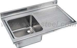 Wanted: Évier\comptoir acier inoxydable --- Stainless steel