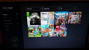 Xbox one + Games/accessories