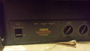 Yamaha Power amp proffesional series pc