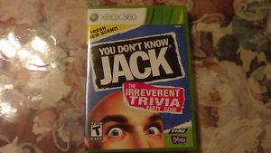 You Don't know Jack Xbox )