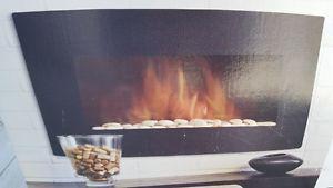 elec fire place