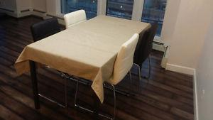 moving sale *dining table set*