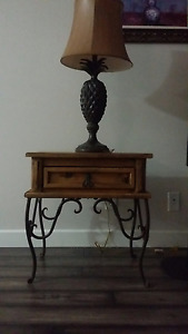 moving sale *living room table set*