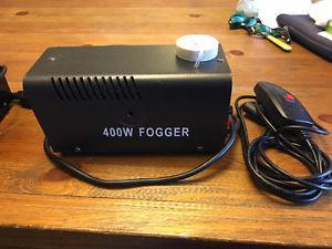 400W 220V Fog Machine / Fogger with Step up Converter