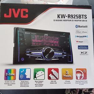 "7"" JVC Car stereo Brand new in box"
