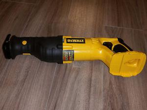 Brand new Dewalt 18V XRP Cordless Reciprocating Saw