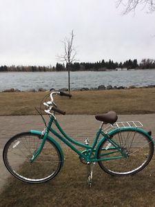 Brand new city bike