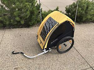 Bell Sports Fast Glide Bike Trailer Posot Class