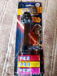 Darth Vader Pez Candy Dispenser