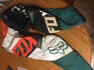 Fox racing gear
