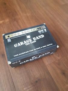 Garage Band card trivia game