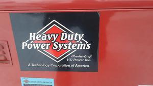 HDD  EDA Diesel Generator