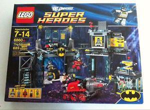 LEGO Batman The Batcave  - Brand New in Box