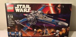 LEGO Star Wars Resistance X-Wing Fighter  *New Sealed*