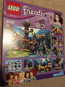 Lego Friends () Adventure Camp Tree House (New in box)