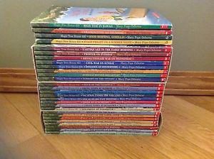 Magic Tree House book collection  Merlin Mission