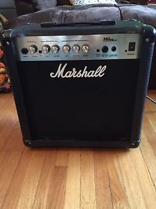 Marshall Guitar Amp (45Watt)