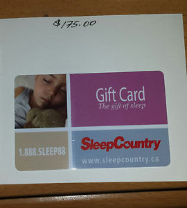 Need a new mattress or pillows? $175 Gift Card For Sleep