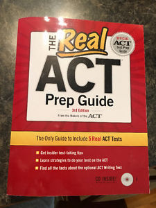 Official ACT Test Prep Study Guide