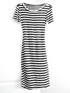 STRIPED CUTOUT DRESS $10