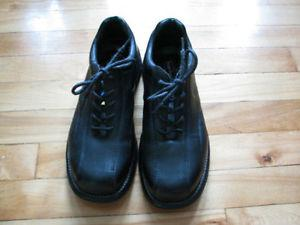 Safety shoes Hush puppies size