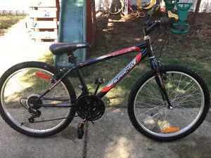 "Supercycle 24"" Mountain bike"