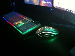 Wanted: GAMING KEYBOARD AND MOUSE OBO