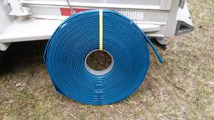 """1"""" DISCHARGE HOSE with Camlock Fittings"""
