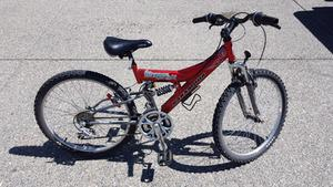 18 Speed Youth Mountain Bike