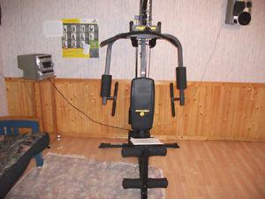 APEX EXERCISE GYM FOR SALE!