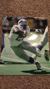 Barry Sanders Signed 16x20 Photo