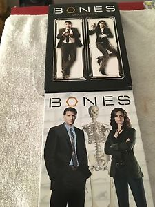 Bones Seasons 1 and 2