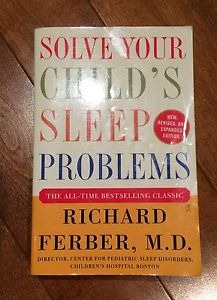 Book-Solve your child's sleep problems