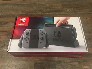 Brand new Nintendo Switch - Never Used