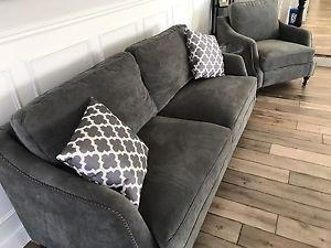 Brand new sofa and arm chair half price