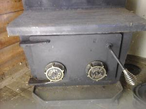 Brand new wood stove