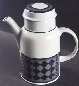 Coffee Pot & Lid in Tangier by Royal Doulton