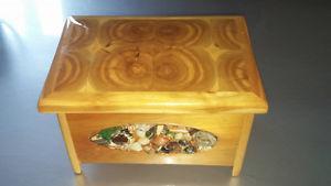 Coffre à bijoux-jewelry box