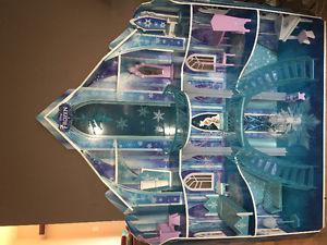 Disney Frozen Ice Castle