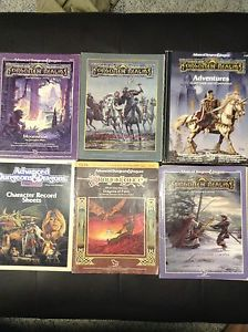 Dungeon and Dragons Books