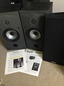 Energy Connoisseur Professional C-2 speakers