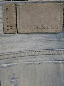 Fs men's Diesel jeans w 34 l 32