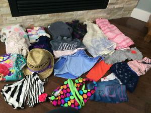 Girls Clothes Size 4T